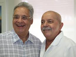 Image result for Fotos de Lula e FHC