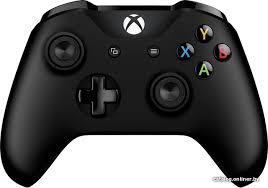 <b>Microsoft Xbox One</b> (черный) <b>геймпад</b> купить в Минске