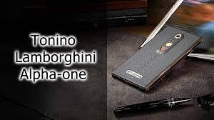 Обзор <b>Tonino Lamborghini</b> Alpha-one - YouTube