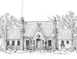 Somerset  Cottages and House plans on Pintereststorybook house plans English Tudor  Love this plan   quot Somerset Cottage quot