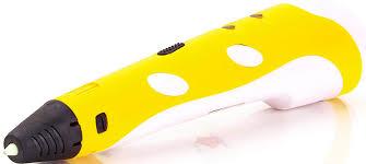 <b>3D ручка Spider Pen</b> Start цвет желтый. Купить 3D ручку ...