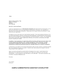 office assistant cover letter how to write a cover letter office assistant cover letter sample 03
