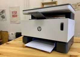 Обзор <b>HP Neverstop</b> Laser 1200w: «Вечный» <b>МФУ</b> для дома и ...