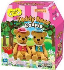 <b>Масса для лепки Angel</b> Clay Teddy Bear — купить без ...