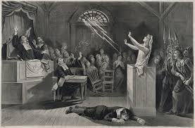 Salem witch trials research paper thesis Thesis statement for research paper on salem witch trials