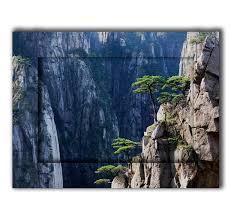<b>Картина с арт рамой</b> Гора Хуаншань 60 х 80 см