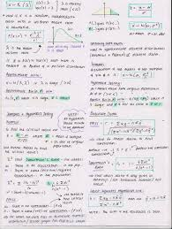 maths homepage woodhouse college s2 notes by damini