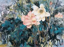 <b>Chinese Watercolor Painting</b> with Lian Quan Zhen