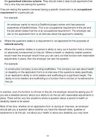 your rights to equality at work when you apply for a job pdf an employer wants to recruit a deafblind project worker who has personal experience of deafblindness
