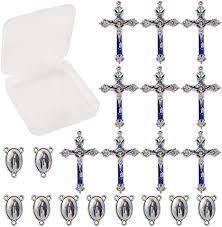 SUNNYCLUE 1 Box 20Pcs Tibetan Style Rosary ... - Amazon.com