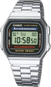 <b>часы</b> наручные <b>Casio A-168WA</b>-<b>1</b>