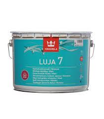 <b>Краска</b> водно-дисперсионная Tikkurila <b>Luja</b> 7 Himmea моющаяся ...