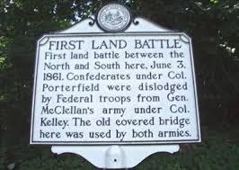 「1861 Battle of Philippi」の画像検索結果