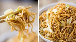 <b>Panda</b> Express Chow Mein (Copycat) - Dinner, then Dessert
