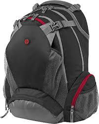 <b>Рюкзак HP</b> Full Featured <b>Backpack 17.3</b> black — купить по лучшей ...