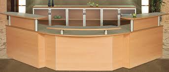 Custom Reception Desks Corporate Desk  O