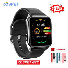 <b>Kospet GTO Smart</b> Watch Blood Oxygen Heart Rate Monitor ...