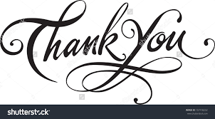 thank you stock vector shutterstock thank you