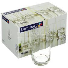<b>Стакан стеклянный Luminarc</b> Diner French brasserie H9369, 6 шт ...