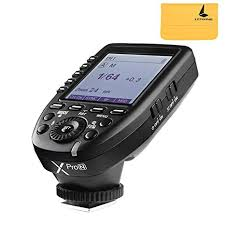 <b>Godox XPro</b>-<b>N TTL</b> 2.4G Wireless HSS Flash Trigger: Amazon.co.uk ...