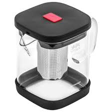<b>Vitax Заварочный чайник VX</b>-<b>3310</b> Warkworth 900 мл прозрачный ...