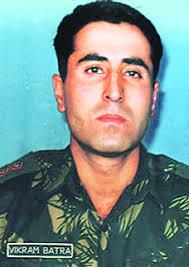 Image result for captain vikram batra