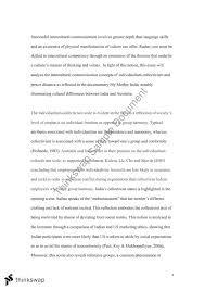 reflective essay on my mother india   comu   identity  culture    reflective essay on my mother india