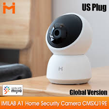 <b>Global Version IMILAB</b> A1 Baby Monitor IP Camera 360° Panoramic ...