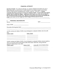 example of child support letters template example of child support letters
