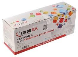 <b>Картридж Colortek</b> C-<b>TK</b>-<b>590C</b>, совместимый — купить по ...