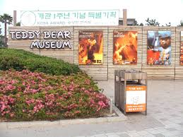 Image result for teddy bear museum korea