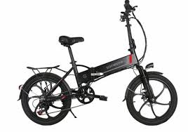 <b>Samebike 20LVXD30 Smart</b> Folding Electric Bike Offered For ...
