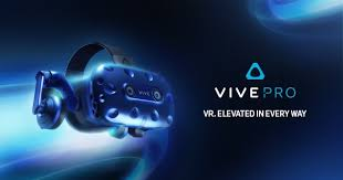 The professional-grade VR headset | VIVE Pro Россия и СНГ