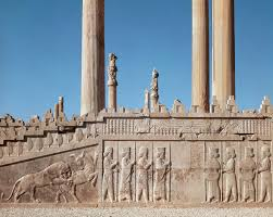 the apadana audience hall of darius and xerxes was constructed in the apadana audience hall of darius and xerxes was constructed in 518 bc in persepolis