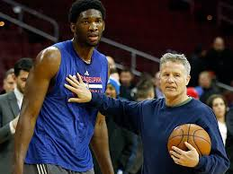 Image result for embiid brown usa today