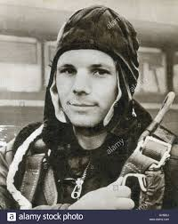 yuri alekseyevich gagarin 9 1934 27 1968 was a stock photo yuri alekseyevich gagarin 9 1934 27 1968 was a soviet pilot and cosmonaut after graduating from a technical school in 1955