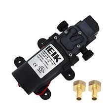 IEIK Water Pressure Diaphragm Pump DC 12V 45W ... - Amazon.com