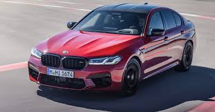 2021 BMW <b>M5</b> Competition price and specs: <b>new</b> looks, upgraded ...