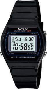 Наручные <b>часы Casio</b> Collection <b>W</b>-<b>202</b>-<b>1A</b> — купить в интернет ...