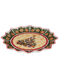 "<b>Блюдо</b> ""Рождественская коллекция"" <b>38см Lefard</b> 6841285 в ..."