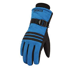 CLLRC Men'S <b>Warm Ski</b> Gloves, Winter <b>New</b> Waterproof <b>Thickening</b> ...