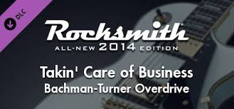 "Remastered – <b>Bachman</b>-<b>Turner Overdrive</b> - ""<b>Takin</b>' Care of Business"""