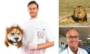 Costumeish sells Cecil the Lion <b>Killer Halloween costume</b> | Daily ...
