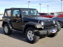 Used <b>Jeep Wrangler</b> for Sale