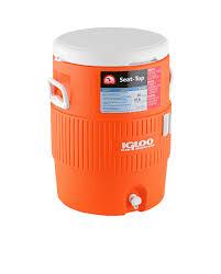 Изотермическая термоёмкость <b>Igloo 10 Gallon</b> Seat Top - 11 199 ...