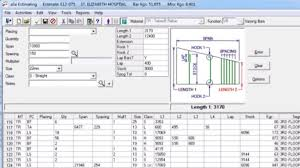 software for reinforcement estimation asa estimating software for reinforcement estimation asa estimating