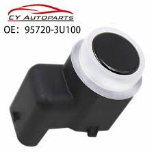 <b>YAOPEI Black Color</b> New Black Car Reversing Radar Ultrasonic ...