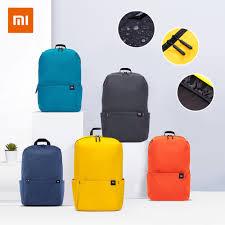 <b>Xiaomi Mi</b> Casual <b>Backpack 10L</b> Original <b>Mi</b> Leisure Sports <b>Bag</b> ...