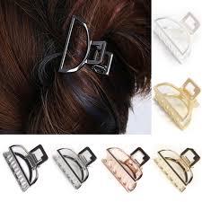 Женская заколка для <b>волос с</b> геометрическим рисунком ...