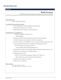 office manager resume objective job and resume template medical office manager resume objective sample